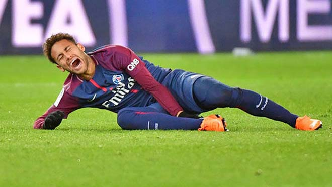 Neymar 10 weeks out, missed the match MU: Suspected false injuries, running towards Barca - 1
