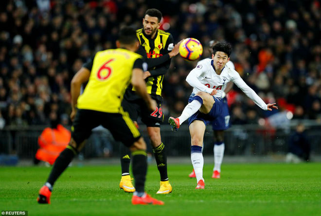 Video, results of Tottenham football - Watford: Manicuring Upstream at 7 years - 1
