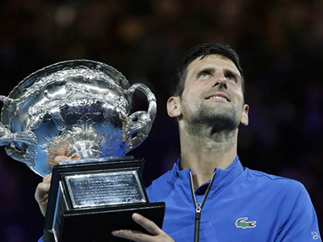 Djokovic and Waves of Australia Open: the title of King