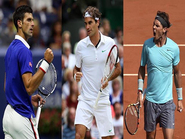 Djokovic gave Federer on the edge of Roland Garros: Spot Nadal and 3 strong men