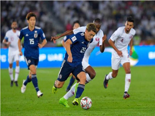 Chung kết Asian Cup 2019, Nhật Bản - Qatar: Hai siêu phẩm ngất ngây (H1)