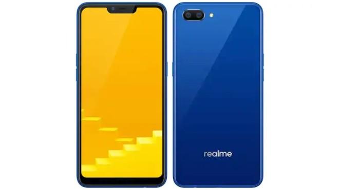 Realme C1 (2019) trình làng với nhiều cải tiến RAM và bộ nhớ trong - 1