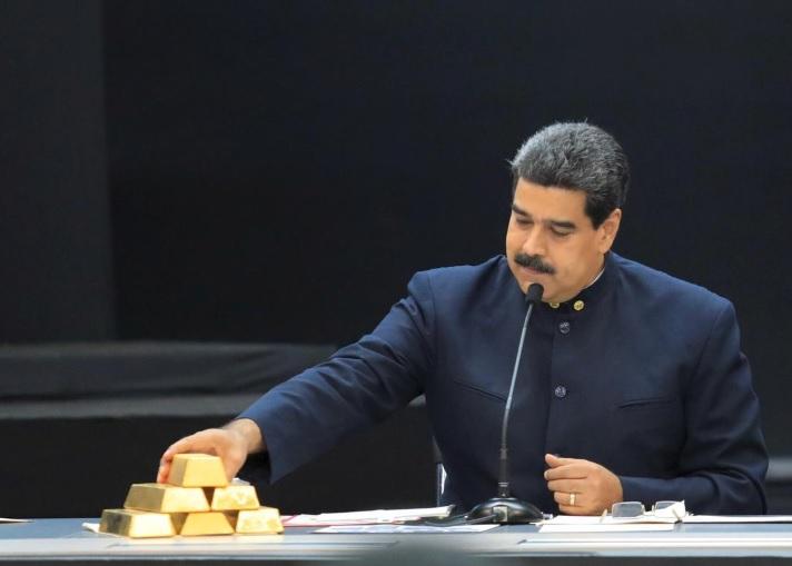 Quốc gia sẵn sàng mua 29 tấn vàng của Venezuela mặc lời dọa của Mỹ - 1