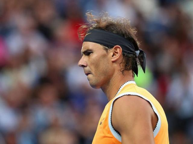 Dadovic's loss in Australia has widened, Nadal revealed he has regained his face