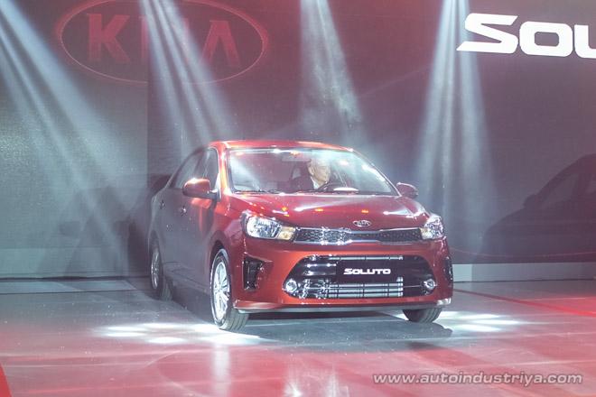 Kia giới thiệu mẫu xe hạng B giá 278 triệu đồng tại Phillipines, cạnh tranh Toyota Vios - 1