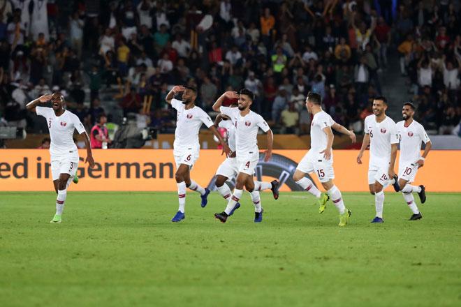 """""""Vua châu Á"""" Qatar lập kỳ tích có 1 không 2 ở Asian Cup trong thế kỷ 21 - 1"""