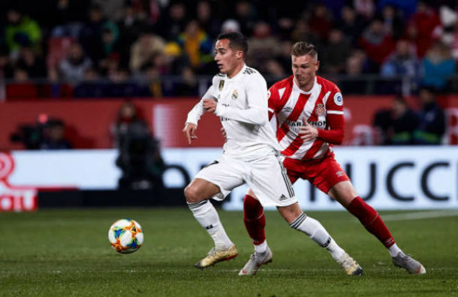 Real Madrid: Hard Attack, Light Winner - 1