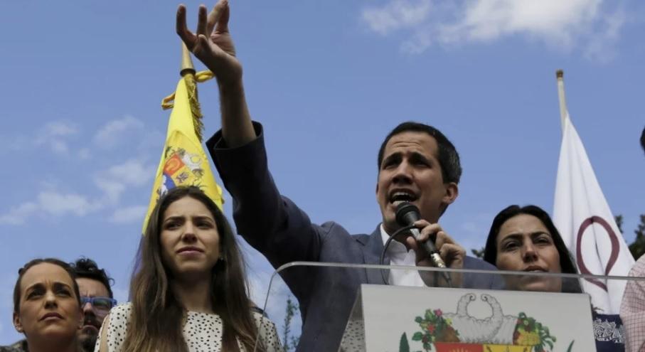 Tổng thống Venezuela tự phong muốn đàm phán sớm với TQ để làm gì? - 1