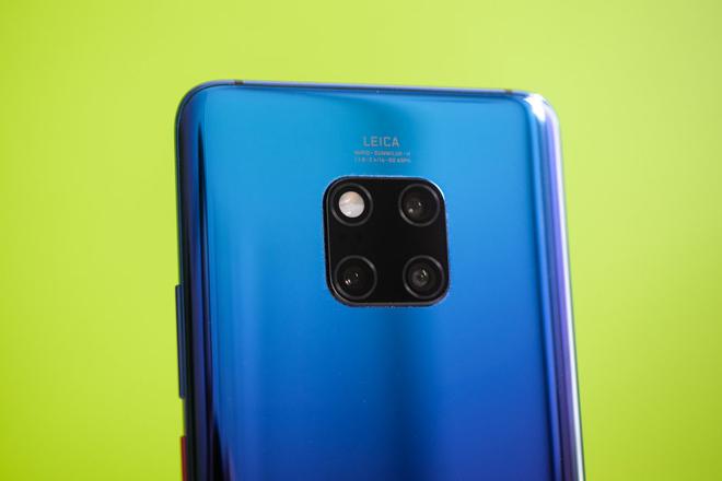 Apple và Samsung yếu thế, Huawei thừa thắng xông lên - 1