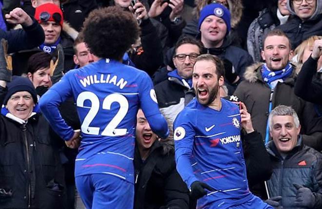 Chelsea - Huddersfield: Siêu phẩm của tân binh, đại hủy diệt 5 bàn - 1