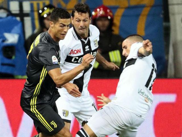Trực tiếp Juventus – Parma: Sai lầm chí mạng phút 90+3 (KT)