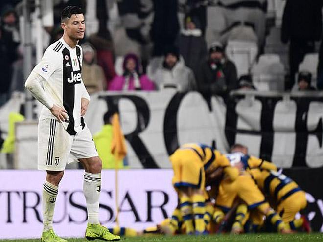 """Juventus 2 trận thua 6 bàn: Còn đâu  """"Bức tường thép Bianconeri"""" - 1"""