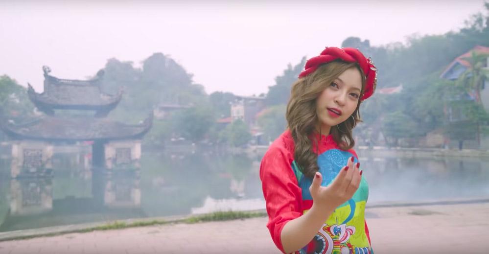 """MV của Nhật Lê - bạn gái Quang Hải bỗng """"bốc hơi"""" nhưng đây mới là sự thật - 1"""