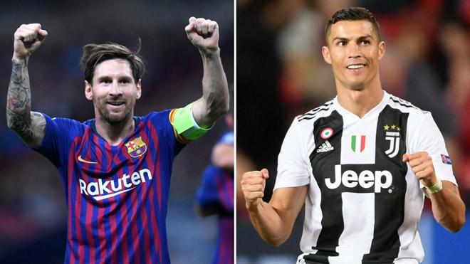 """Ronaldo - Messi cùng rực sáng: Nóng bỏng cuộc đua """"Quả bóng vàng"""" - 1"""