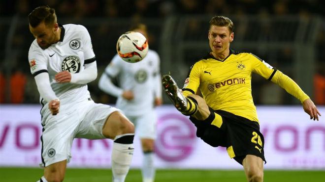 "Eintracht Frankfurt - Dortmund: ""Nam thần"" Reus lập công, giằng co quyết liệt - 1"