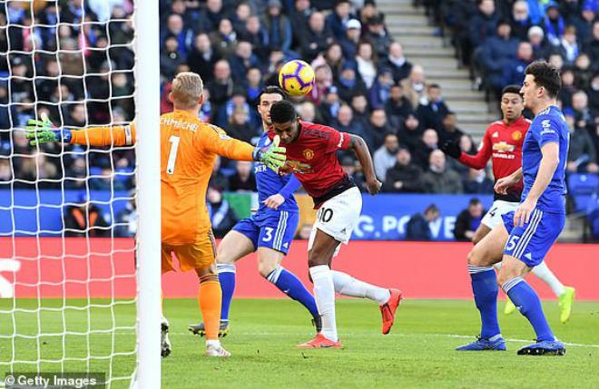 "Leicester City - MU: ""Song tấu"" biến ảo, thoát hiểm nhờ ""người nhện"" - 1"