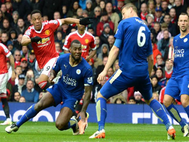Trực tiếp Leicester City - MU: Niềm vui đến sớm