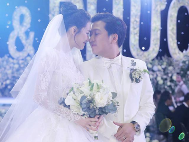 8 most noisy wedding showbiz in Vietnam last year: Truong Giang ranked first