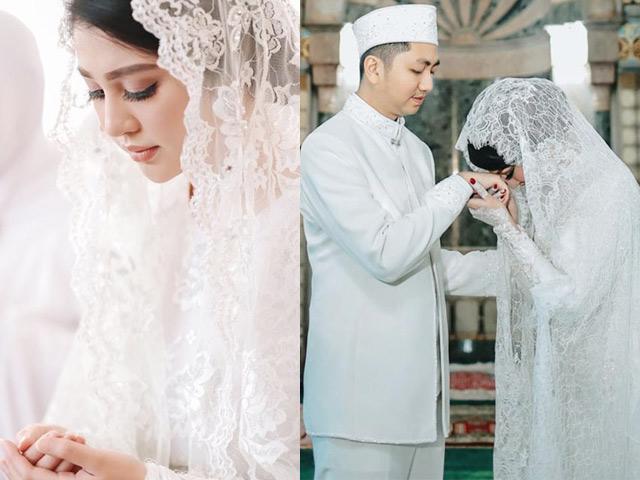 """""""Hoa hậu của các hoa hậu"""" lấy con trai cựu thống đốc Indonesia"""