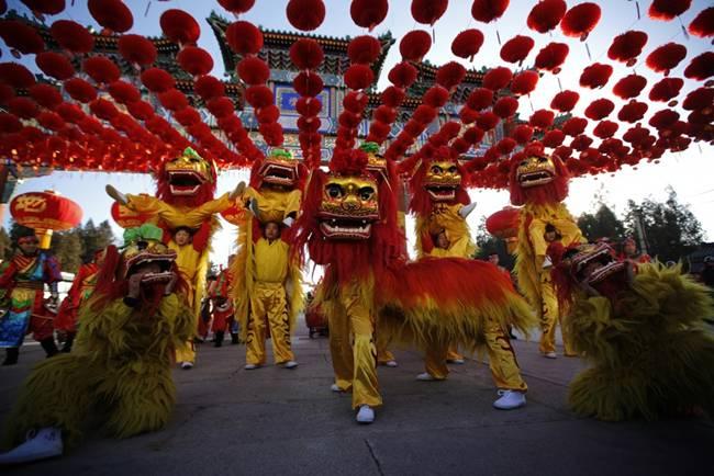 Quan niệm để giàu có trong năm mới Âm lịch của người Á Đông - 1