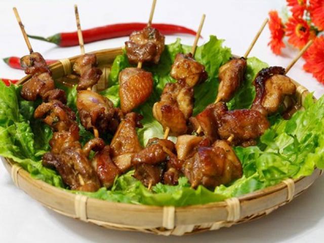 Cách làm món đùi gà long phượng thơm ngon, hấp dẫn