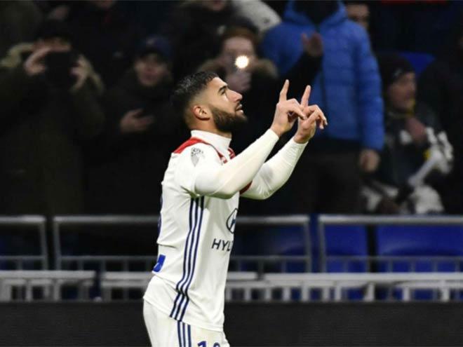 Lyon - PSG: Khởi đầu như mơ, sụp đổ không ngờ - 1