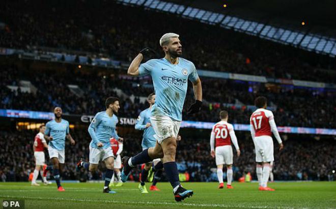 Man City - Arsenal: Siêu sao thăng hoa, bước ngoặt gây tranh cãi - 1