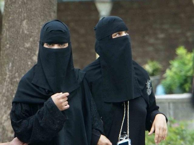 Đến Dubai, tuyệt đối không làm điều này với những người phụ nữ mặc áo choàng đen