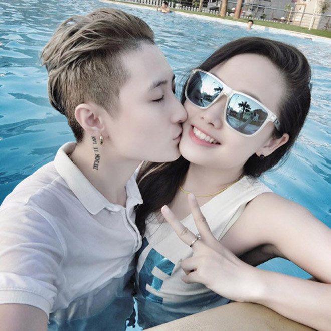 Parting after 2 years of cohabitation, MC VTV's gay lover voted - 1