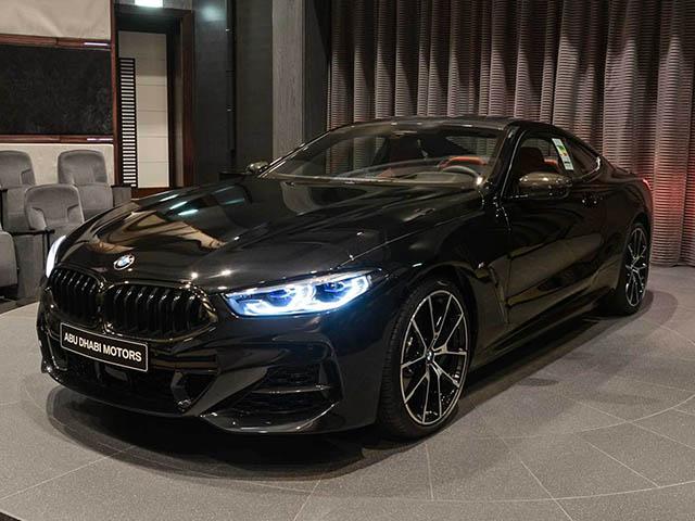 Ảnh thực tế BMW M850i với gói độ carbon của BMW Individual
