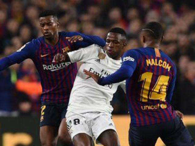 Barcelona - Real Madrid: Siêu kinh điển nghẹt thở, điệu samba lấn át Messi