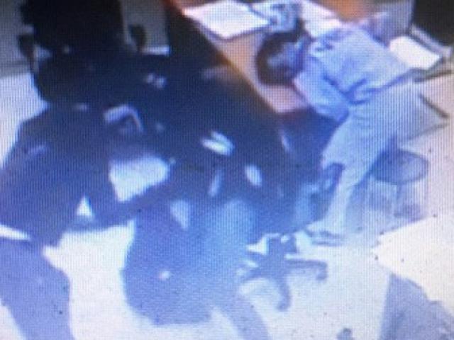 Xác định 2 nghi phạm dùng súng, mã tấu cướp ở trạm thu phí Dầu Giây