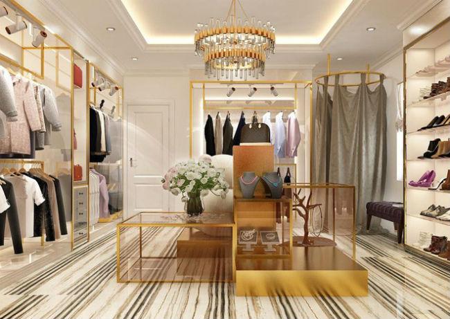 Giá trị hàng chục tỷ đồng của căn hộ xứng đáng với toàn bộ nội thất hạng sang.