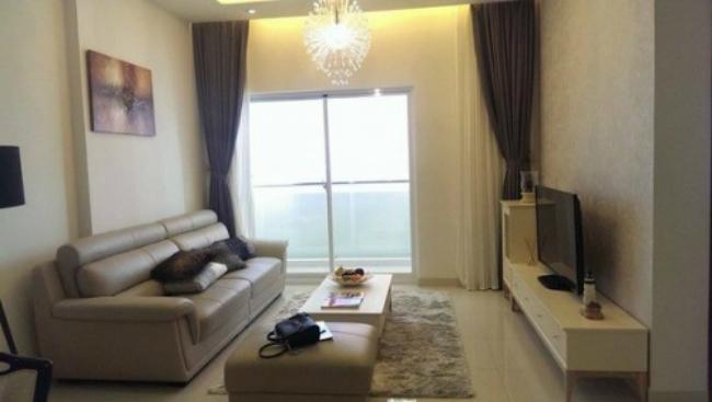 Chính vì vậy khi chưa đầy 20 tuổi, Hoàng Yến đã có thể tiết kiệm được một khoản không nhỏ để mua căn hộ này.