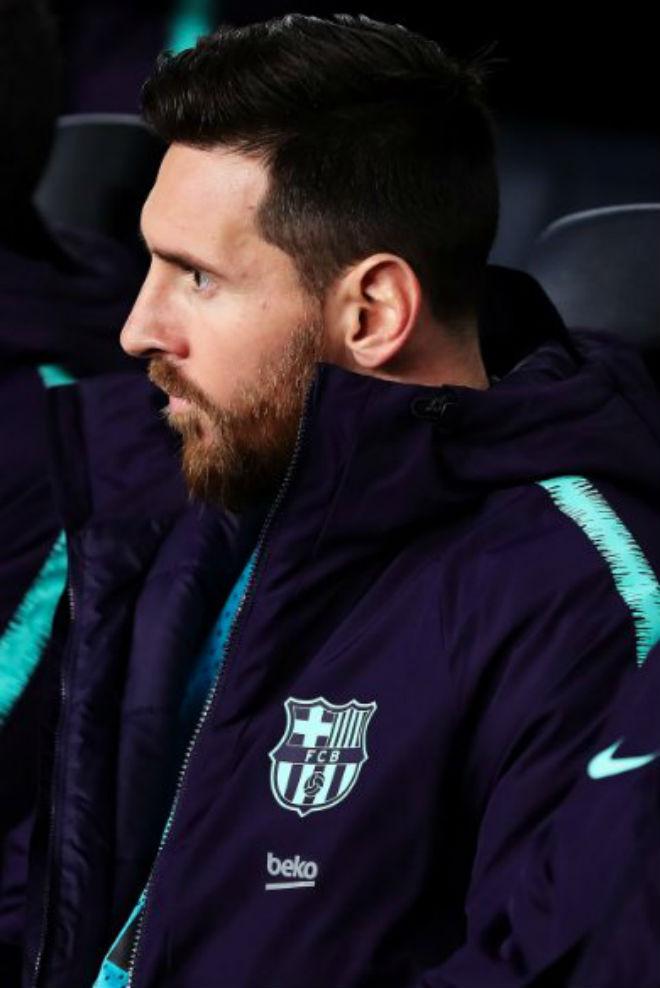"""Messi """"ôm hận"""" dự bị, HLV Barca tin vẫn loại Real lượt về Siêu kinh điển - 1"""