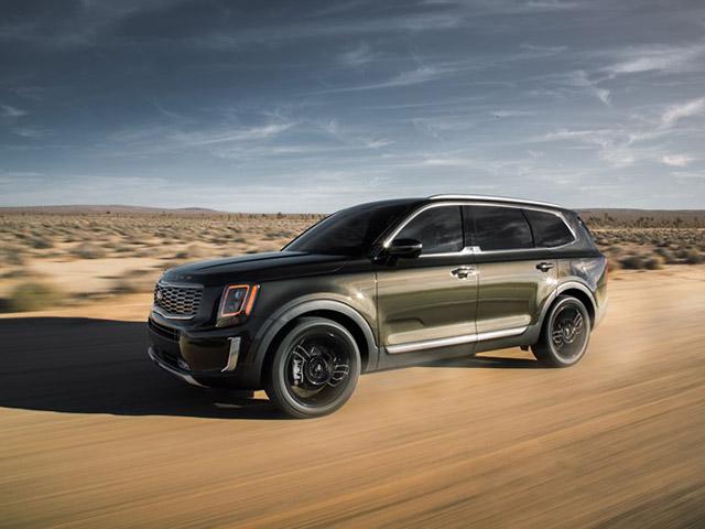 SUV cỡ lớn Kia Telluride chốt giá từ 728 triệu đồng