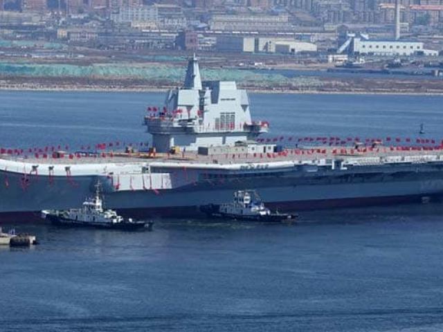 Kế hoạch của Trung Quốc để tàu sân bay hạt nhân mạnh ngang ngửa Mỹ