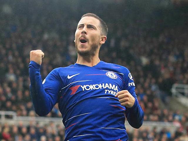 """Chelsea tính đưa """"Ảo thuật gia"""" Brazil trở lại Anh thay thế Hazard"""