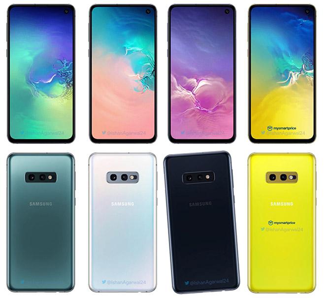 Đây chính là những gì sẽ đến với loạt Galaxy S10, nhiều bất ngờ - 1