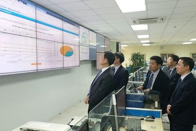 Báo cáo của VNPT về tình hình thông tin liên lạc trong Tết Nguyên đán 2019 - 2