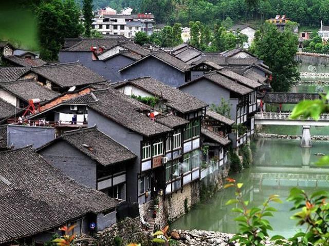 Thị trấn duy nhất ở Trung Quốc nơi có thể ghé thăm 3 tỉnh chỉ trong 1 ngày