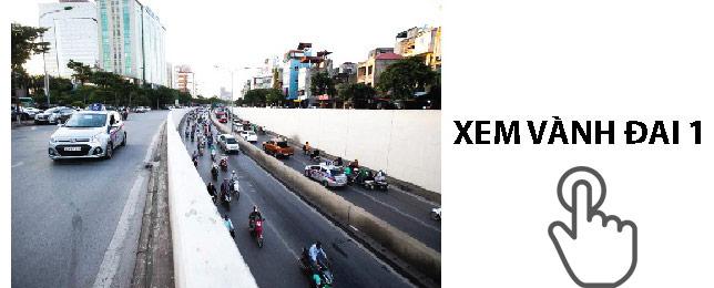 """Toàn cảnh 6 tuyến đường vành đai """"xử lý"""" ùn tắc giao thông ở Hà Nội, kết nối các tỉnh phía Bắc - 2"""