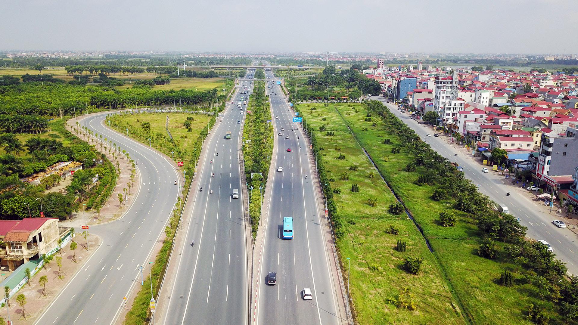 """Toàn cảnh 6 tuyến đường vành đai """"xử lý"""" ùn tắc giao thông ở Hà Nội, kết nối các tỉnh phía Bắc - 14"""
