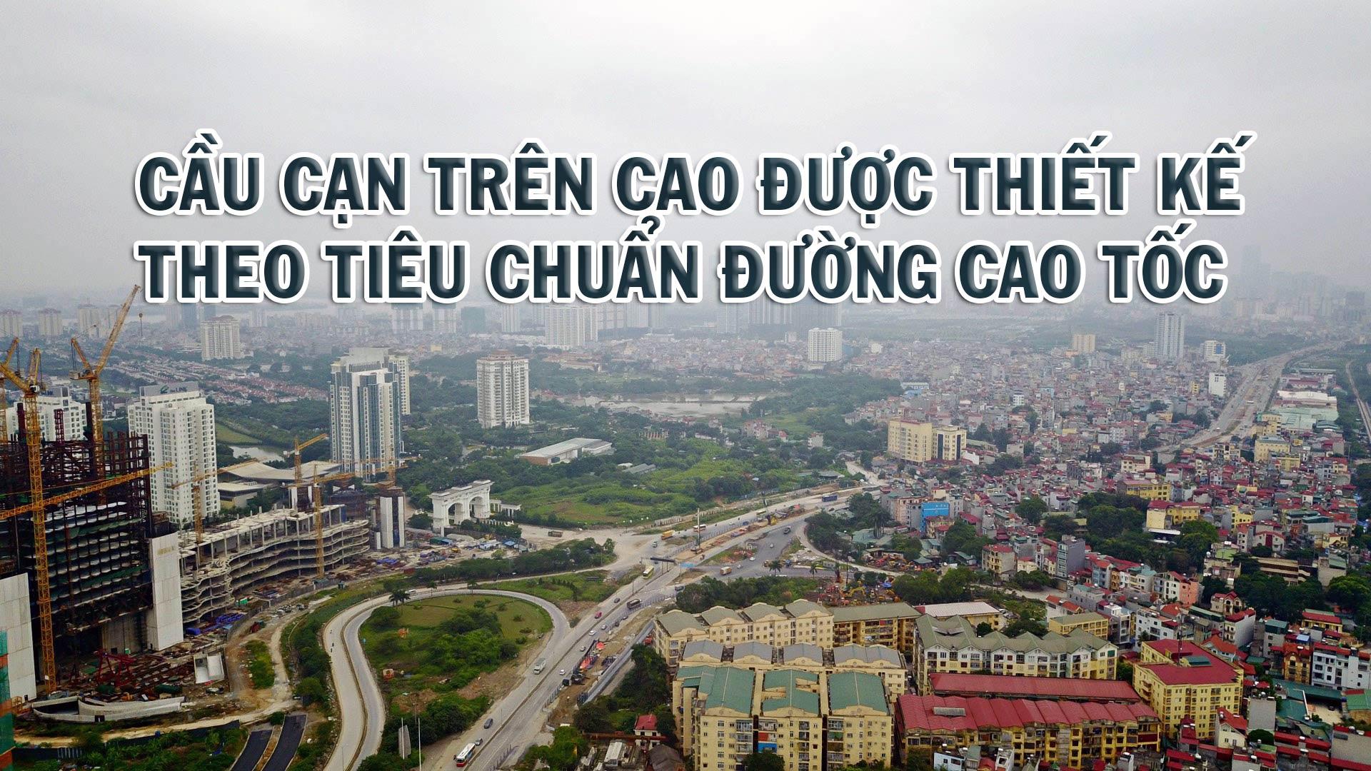 """Toàn cảnh 6 tuyến đường vành đai """"xử lý"""" ùn tắc giao thông ở Hà Nội, kết nối các tỉnh phía Bắc - 23"""