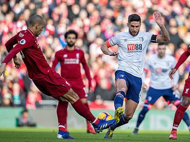 Liverpool - Bournemouth: Bàn thắng đáng ngờ, tuyệt phẩm điệu nghệ (H1)