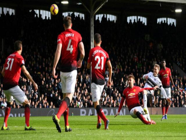 Fulham - MU: Cú đúp siêu sao, penalty hạ màn