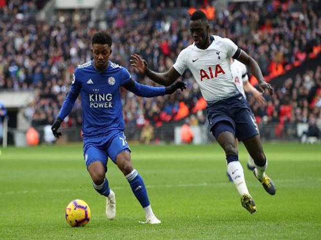 Trực tiếp Tottenham - Leicester City: Bàn thắng kết thúc trận đấu (KT)