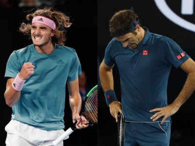 """""""Ngựa ô"""" hàng đầu tennis thế giới dọa hạ bệ cả Federer, Nadal và Djokovic"""