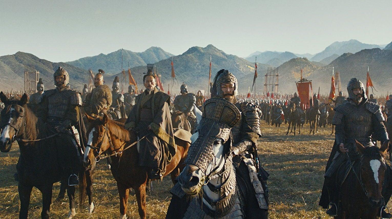 """Trận đánh hoàng đế vĩ đại nhất Trung Hoa thảm bại đến """"chết không nhắm mắt"""" - 1"""