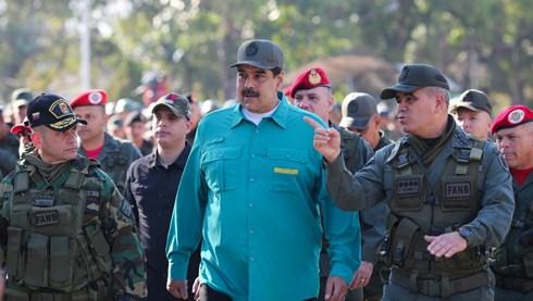 Liệu Nga và Mỹ có trực tiếp can dự vào Venezuela? - 1